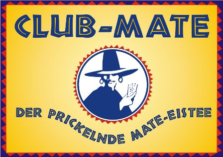 Club-Mate la bebida de los hackers