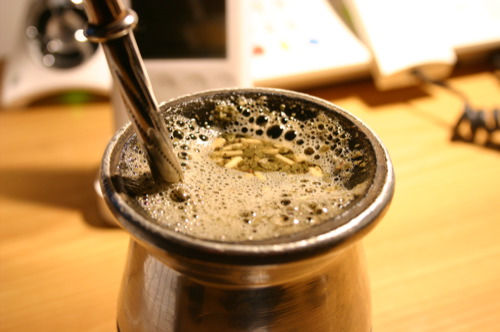 yerba mate que no causa acidez