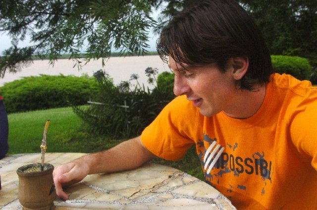Aumentar el rendimiento físico ayudados de la yerba mate