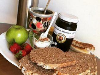 Mate para un desayuno ideal