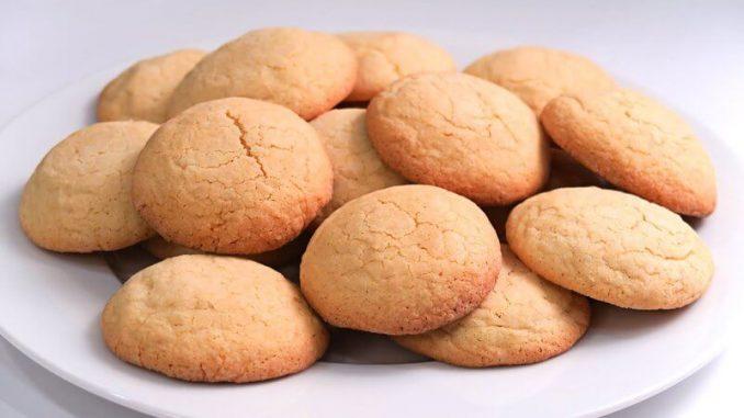 Receta de Galletas dulces para acompañar el mate