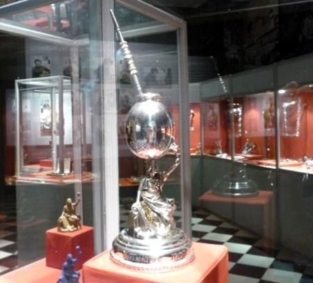 Mate del Bicentenario en el Museo de Motivos Argentinos José Hernández