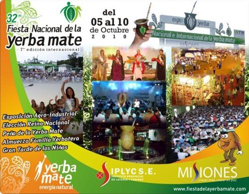 Fiesta de la Yerba Mate 2010
