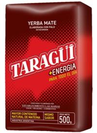 Packaging de Yerba Taragui+Energia