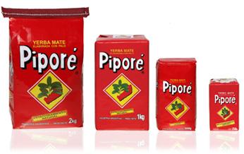 Comprar online la linea de productos yerba mate pipore en el mundo