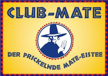 Club-Mate la bebida energética a base de yerba mate