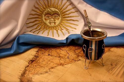 Mate declarada infusión argentina por el Congreso