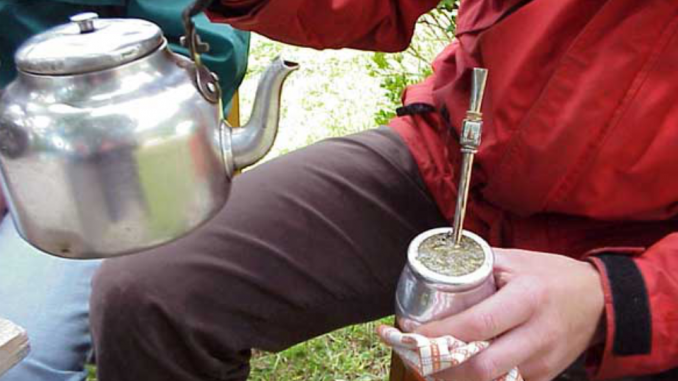 How to drink Mate. Drinking mate