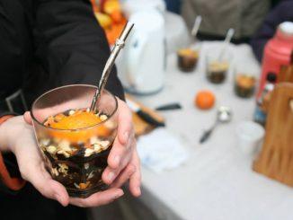 El tipo de mate propiedad exclusiva de los entrerrianos: mate de té