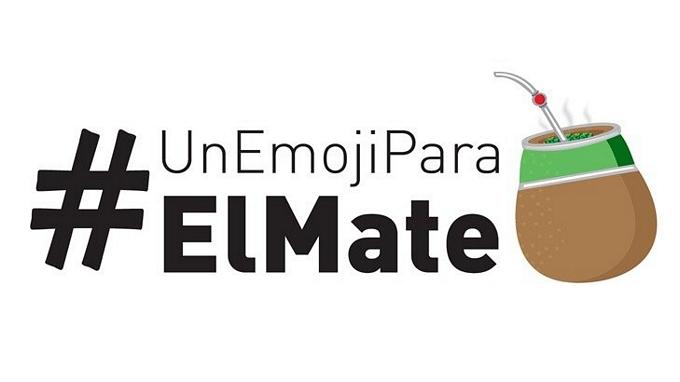 Campaña para tener un emoji del mate