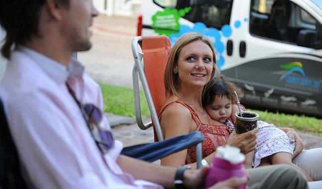 Iniciativa para recuperar las calles argentinas para tomar mate