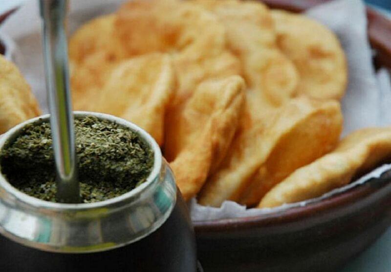 Recetas de torta fritas para acompañar el mate