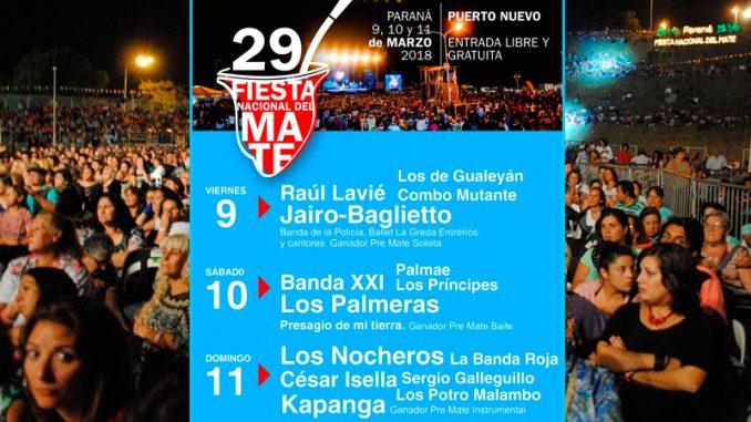Cheque en Blanco: 101 días sin información de cuánto costó la Fiesta del Mate