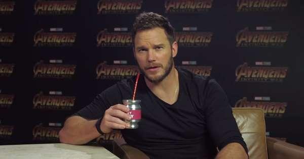 Chris Pratt se declaró fans del mate