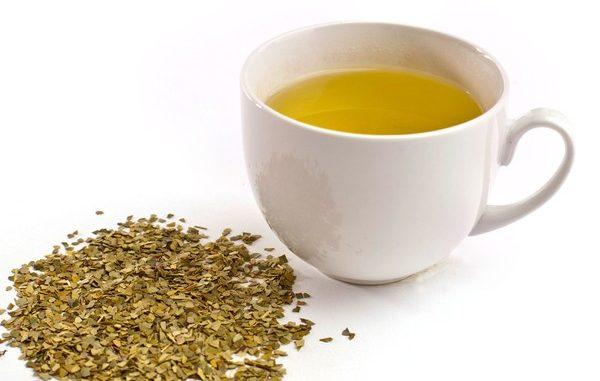 Tomar té de yerba mate o mate cocido engorda