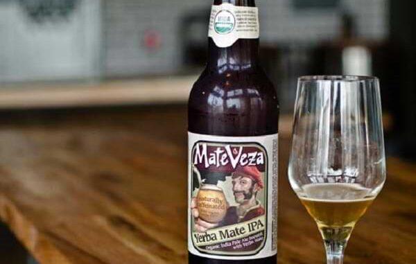 Mateveza - Yerba-mate + cerveza