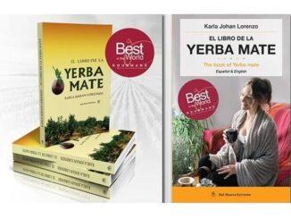 Libro de la yerba mate de Karla Johan Lorenzo